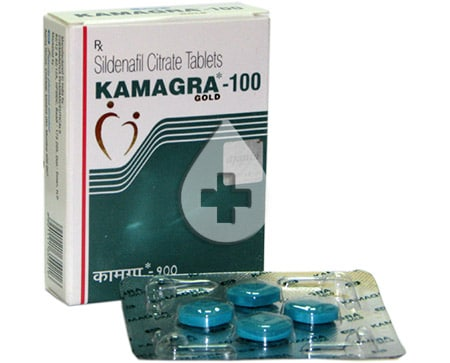 Камагра Голд 100 mg