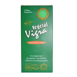 Vegetal Vigra – Растителна Виагра